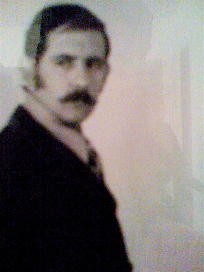 1. El Papá de Toño, luciendo magnifico bigote de época.