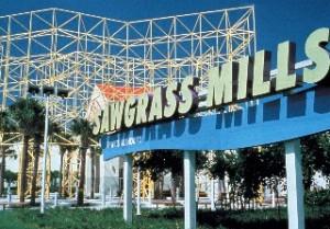 El Sawgrass Mills Mall, catedral del turismo consumista