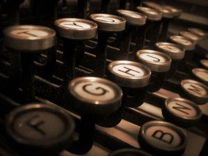 Mis memorias: comenzaron en una Remington, acabarán en Twitter.