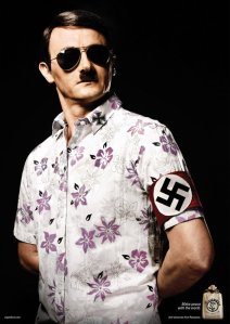 "Relaxed Hitler: ""Ain't no party like the Nazi Party"""