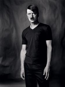 Emo Hitler, pintor incomprendido.