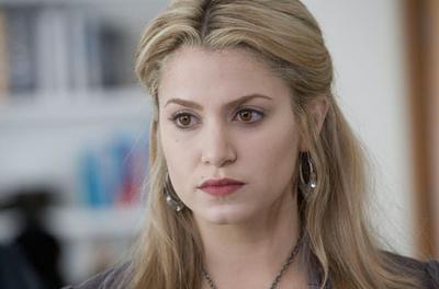 Rosalie Cullen: no es otra cara bonita. Es otra cara sin chiste.