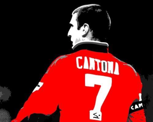 Cantona... COOL!