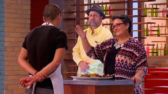 A Alan ya le estaba tocando Incómodo Momento Espiritual con la Chef Betty®, con saludo nazi incluido…