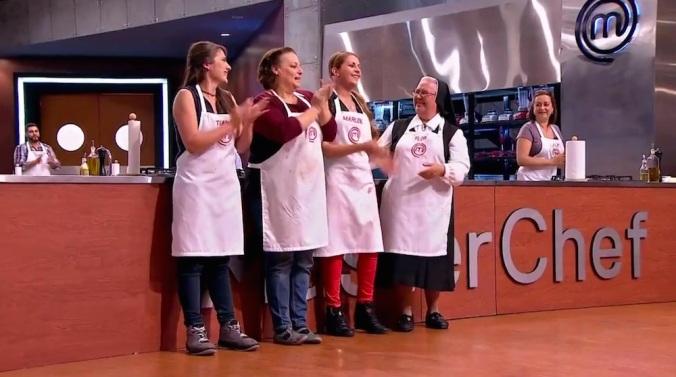 Esta reunión de las Spice Girls luce mal. MAL.