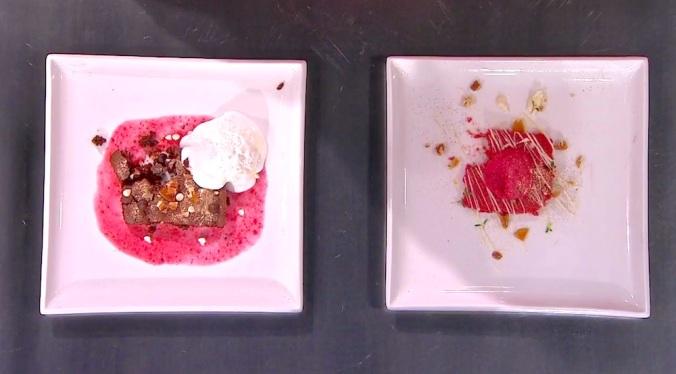 """""""Hay mucho color rosa en ese plato, DEBO HACER UN CHISTE PENDEXO"""" – Chef Adrián Herrera"""